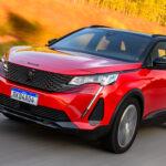 Peugeot apresenta o Novo 3008 no Brasil