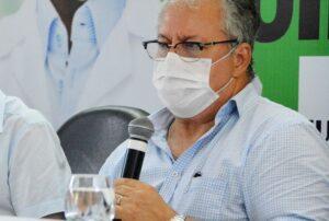 Fábio Rocha contesta classificação da capital na bandeira laranja