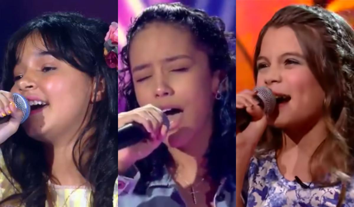 'The Voice Kids' já tem três representantes de João Pessoa; confira