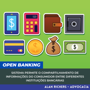 Open Banking: informações dos consumidores compartilhadas entre bancos